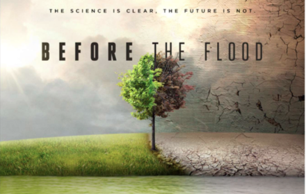 Movie poster for Before the Flood
