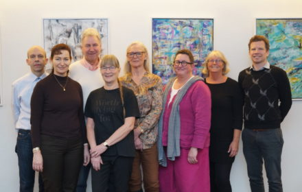 Participants at Promessa Masterclass Denmark